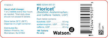 Fioricet Delivery No Prescription